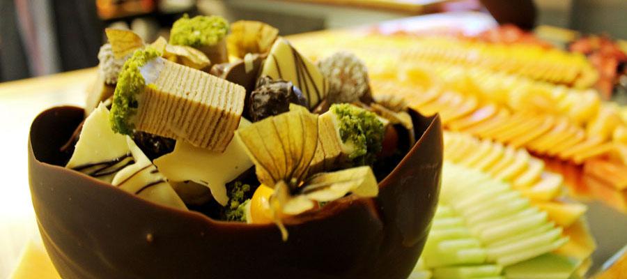 Silvester-dessert